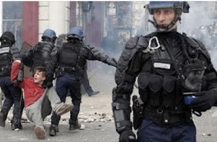 EUROGENDFOR est un corps policier qui ne dépendra pas du pouvoir national...