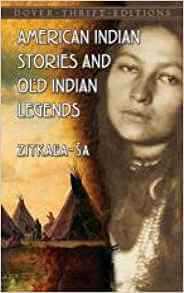 Légendes sioux ; Mon Carré De Sable : American Indian Stories and Old Indian Legends (Anglais) Broché – 20 août 2014 de Zitkala-Sa (Auteur)