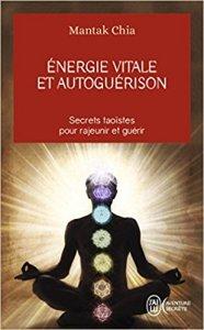 """Le chi négatif ; le livre """"énergie vitale et autoguérison"""""""