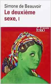 """pour illustrer l'article aime-toi toi-même, Un livre de simone de beauvoir """"Le deuxième sexe, tome 1 : Les faits et les mythes"""""""