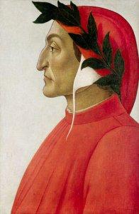 Dante, un génie reconnu pour avoir initié la notion d'unité de l'Italie