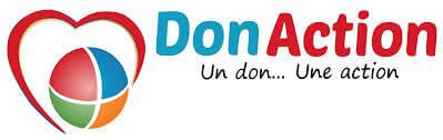 Donaction : un don = une action